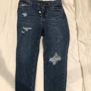 Forever 21 Mom Jeans